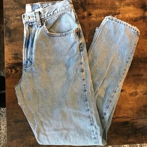 High waisted vintage gap jeans